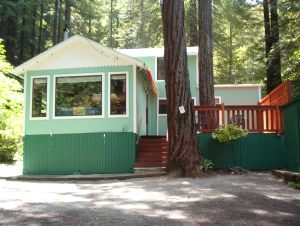 Cabin de Menthe